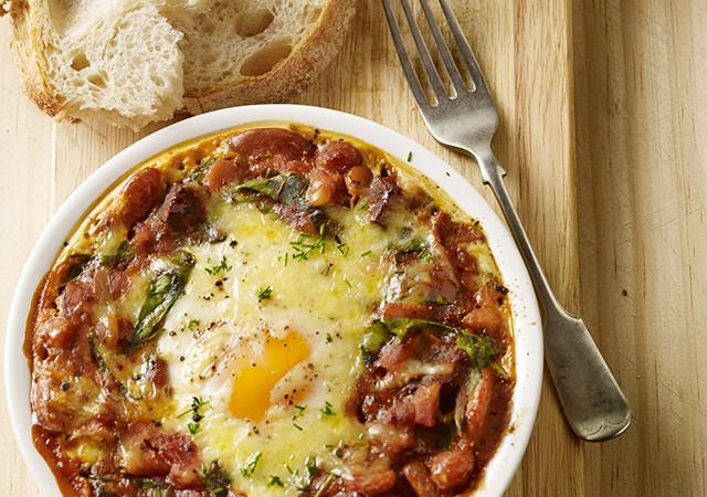 beans-spanish-eggs