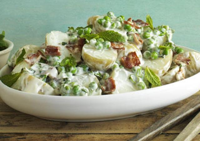 creamy-potato-bacon-pea-salad