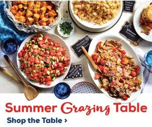 click to Summer Grazing Table