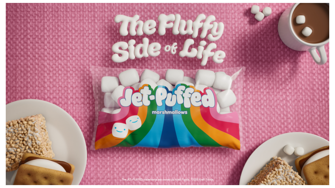 jet-puffed the fluffy side of life