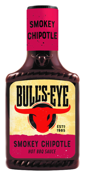 Bull's-Eye Smokey Chipotle Hot Sauce