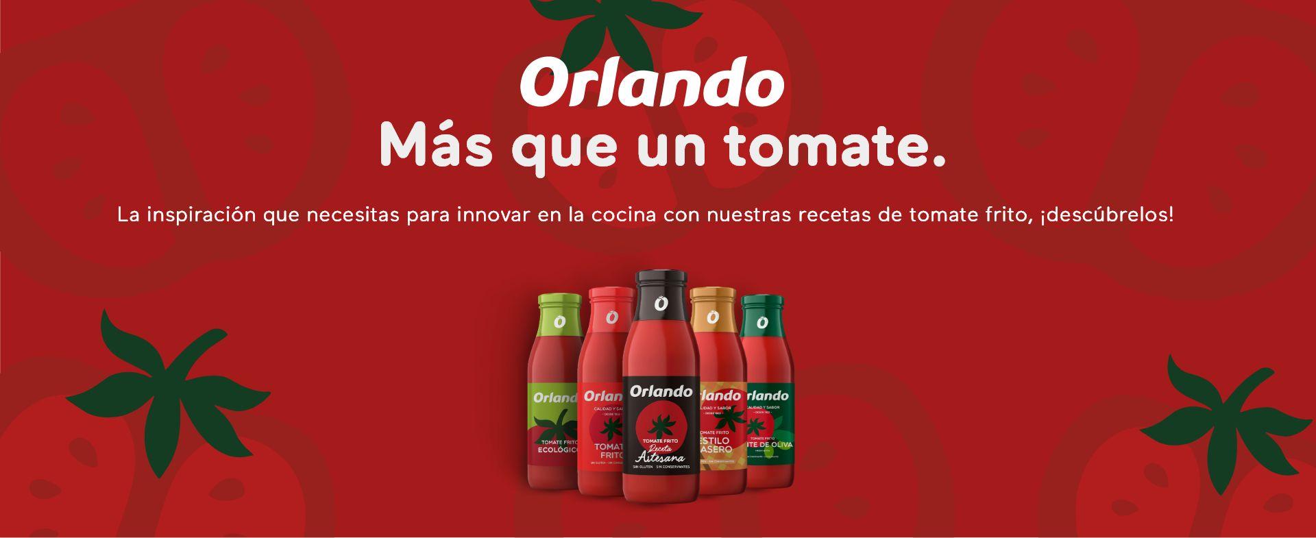 Imagen de banner de salsa de tomate