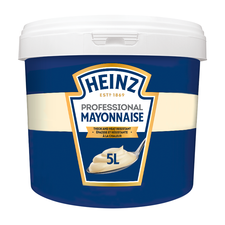 Heinz Professional Mayonnaise 5L Pail image