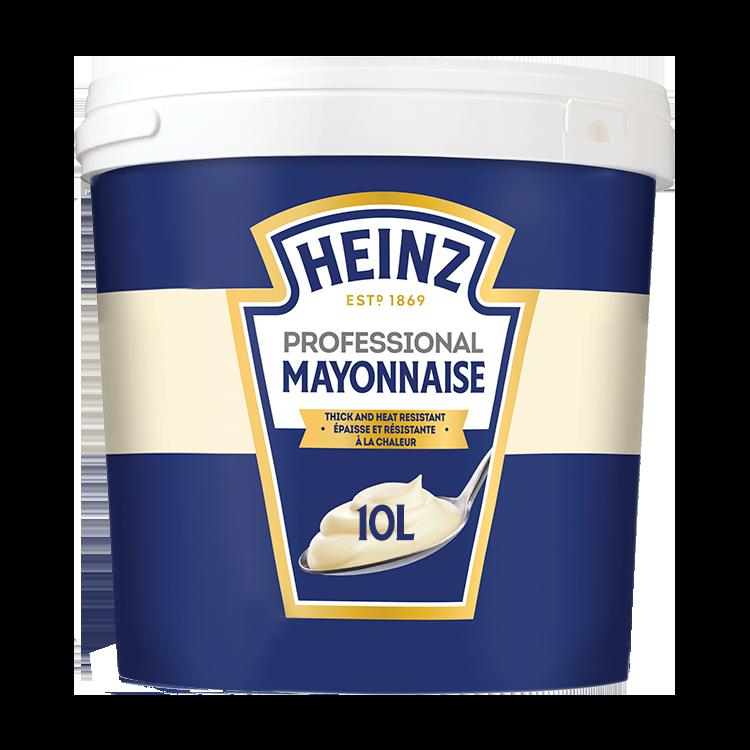 Heinz Professional Mayonnaise 10L Pail image