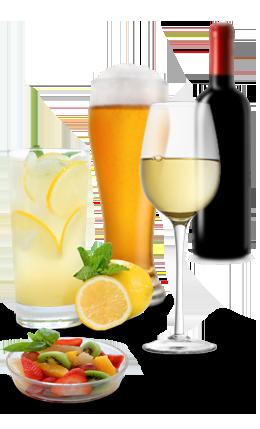 Beverage Pairings<a id='BeveragePairings'></a>