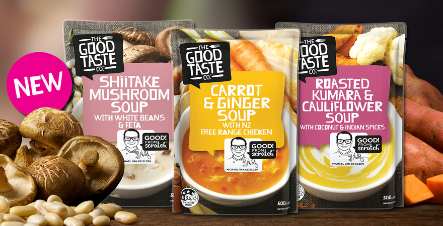 New Season, New Soups