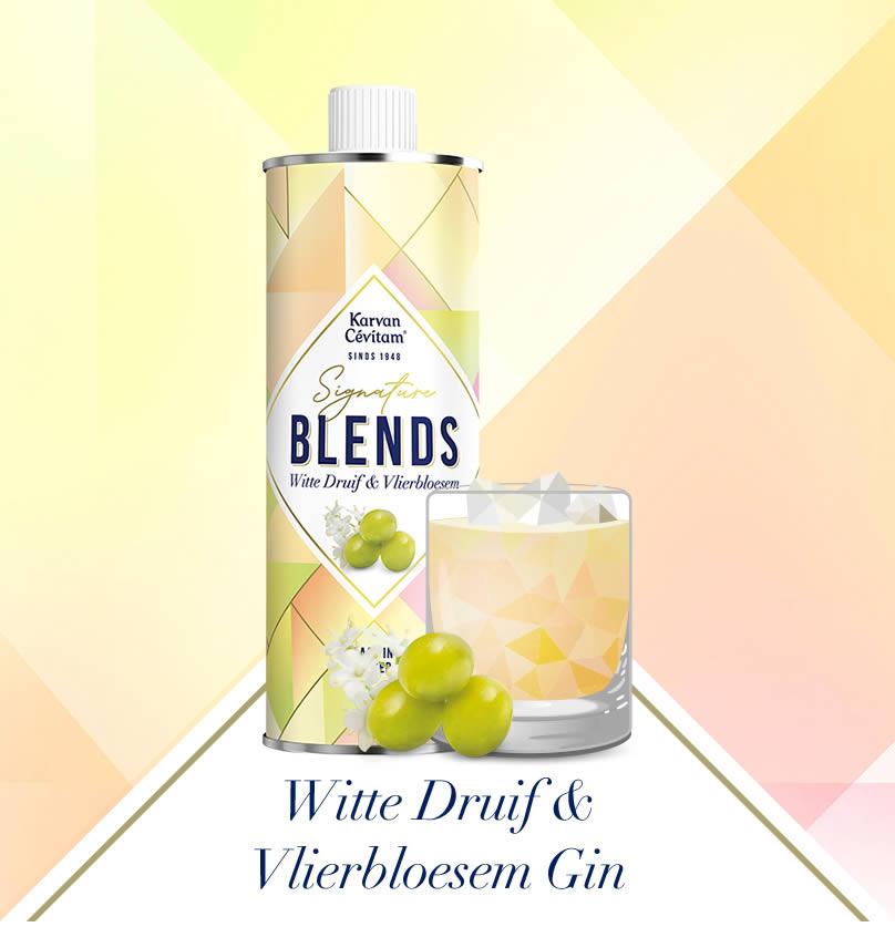Virgin Vlierbloesem Gin Mocktail