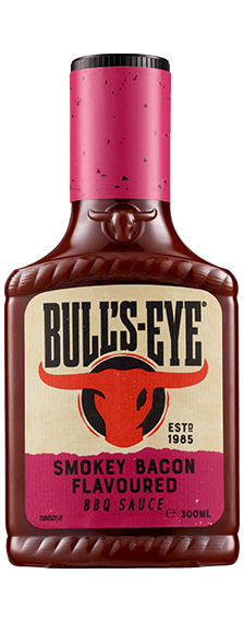 Bull's-Eye Smokey Bacon Flavored BBQ Sauce