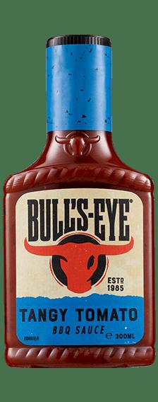 Bull's-Eye Tangy Tomato BBQ sauce