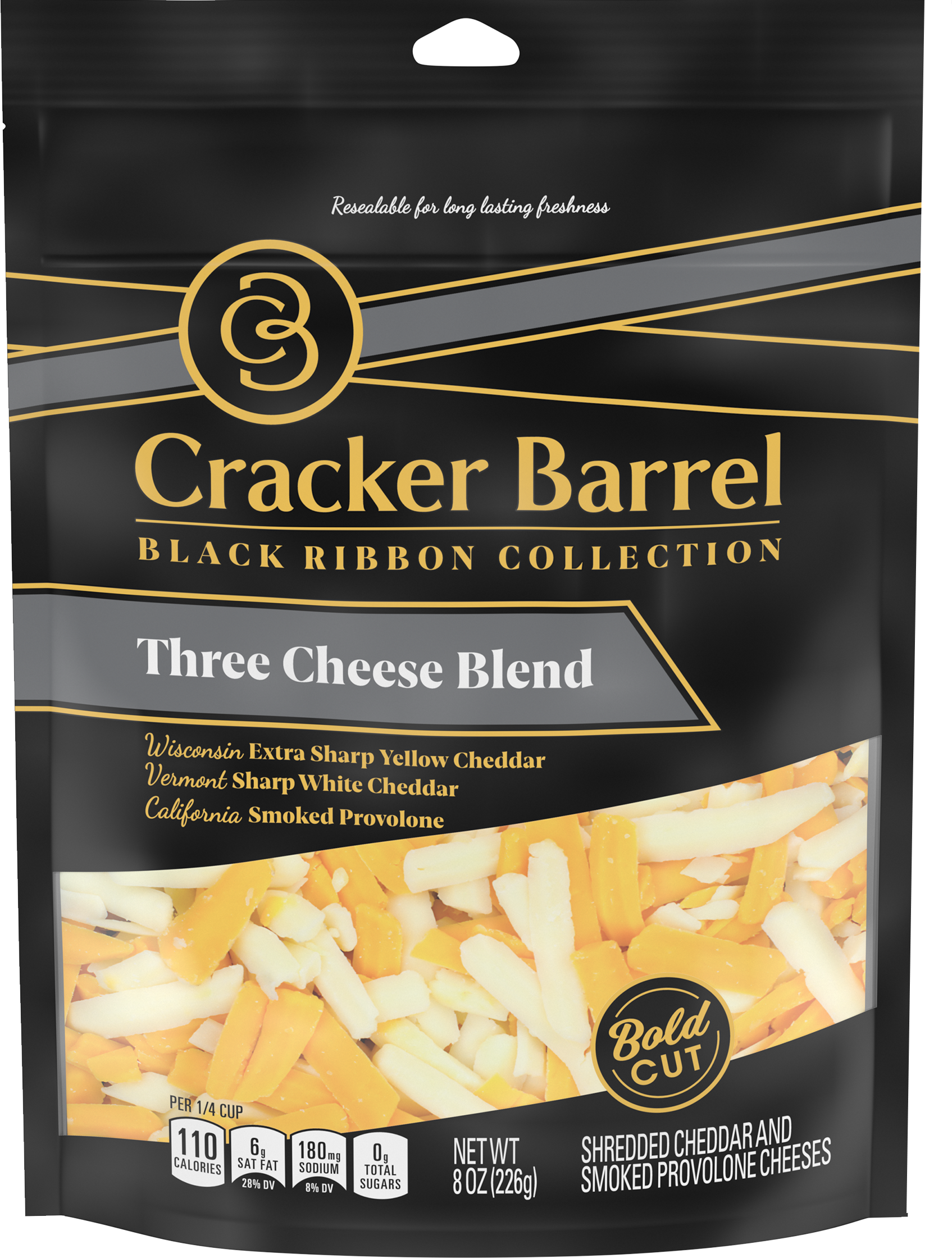 Three Cheese Blend