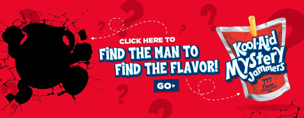 Find cool-aid man