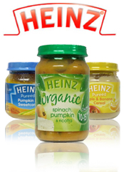 Heinz food rich nutrition