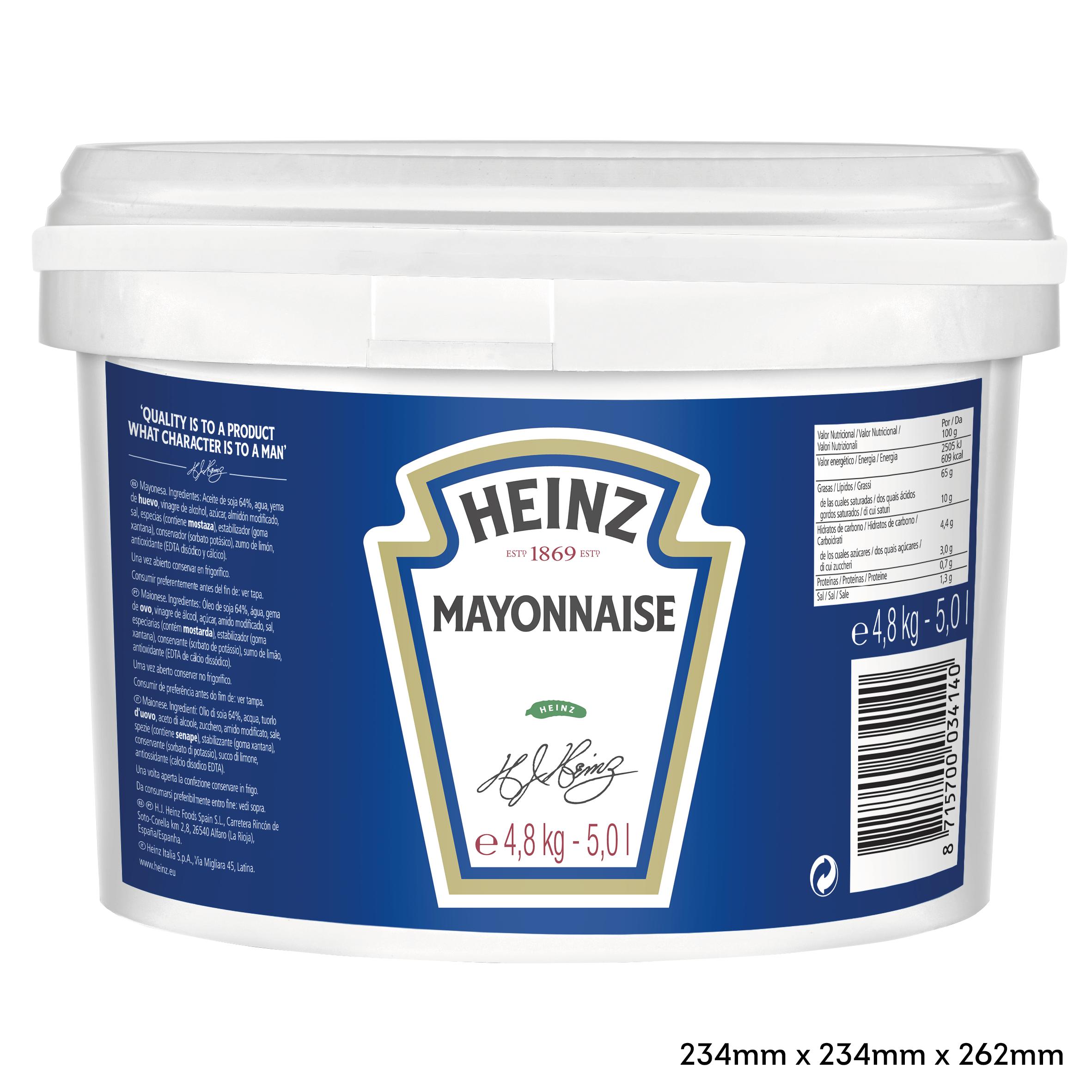 Heinz Mayonnaise 5L