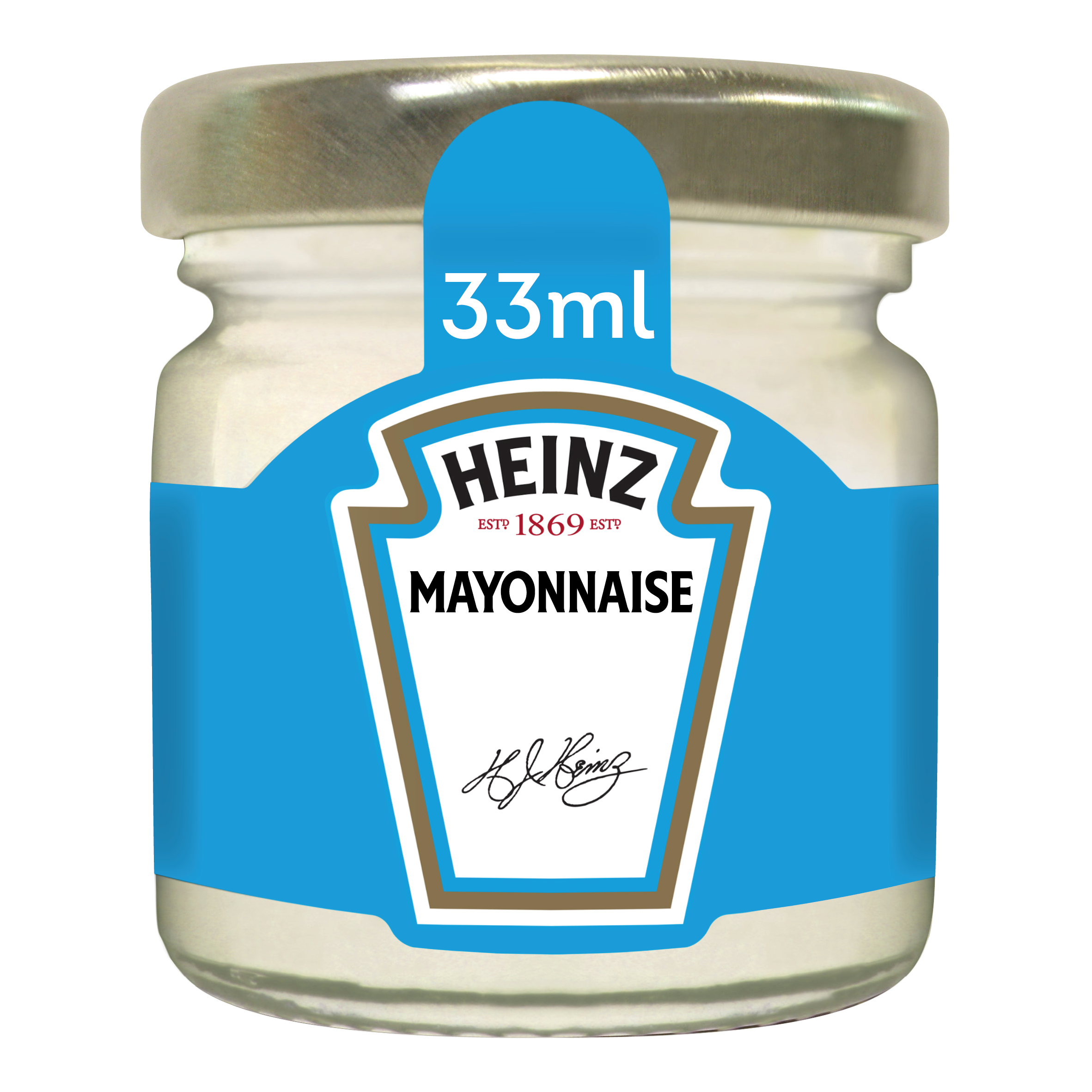 Heinz Mayonnaise 33ml Premium Mini Jars image