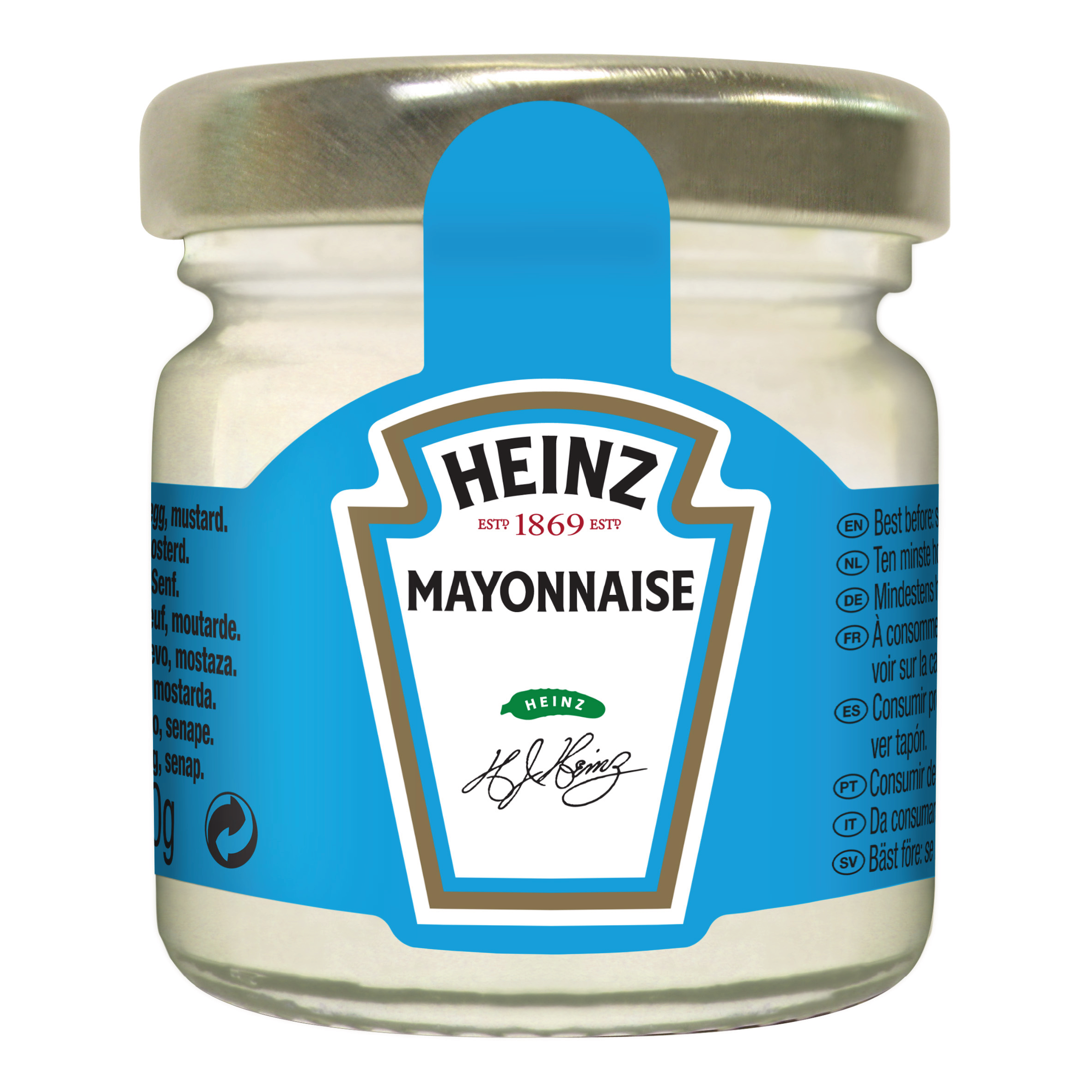 Heinz Mayonnaise 33ml Premium Mini Jars