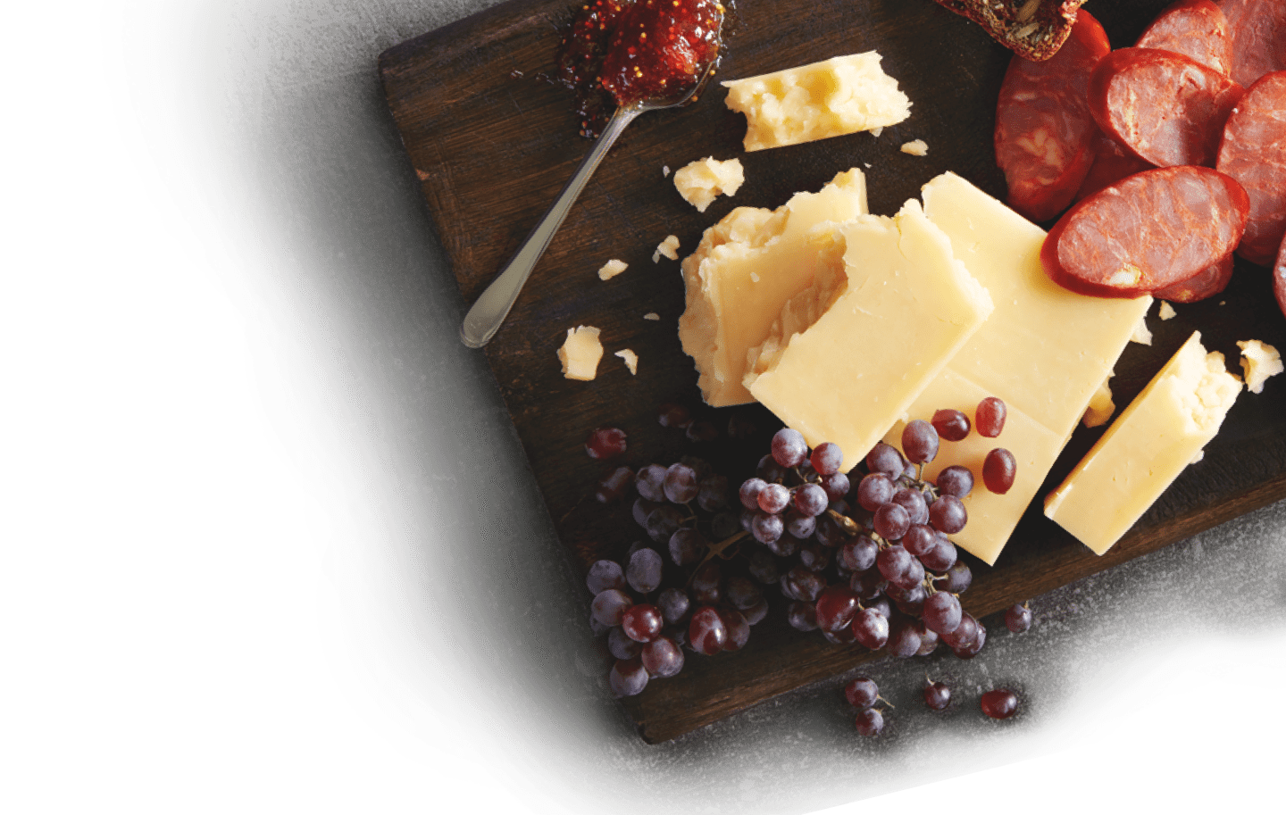 RICH & BOLD Cheese pairings