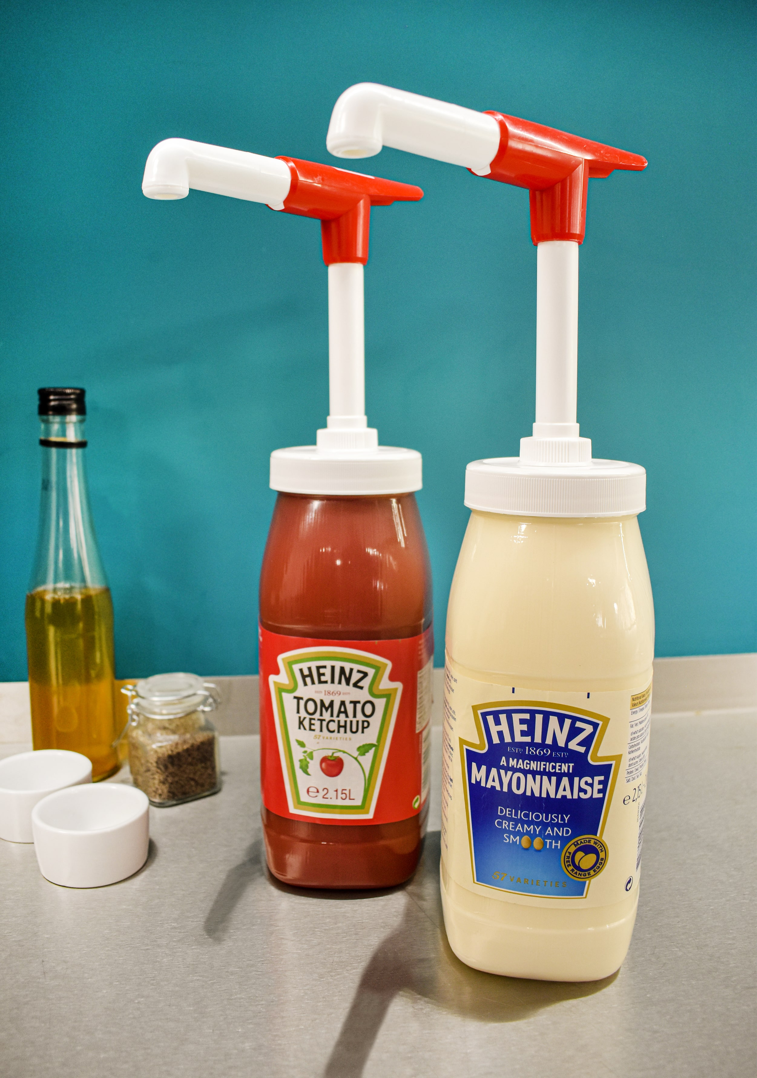 Heinz dispenser 2.15L
