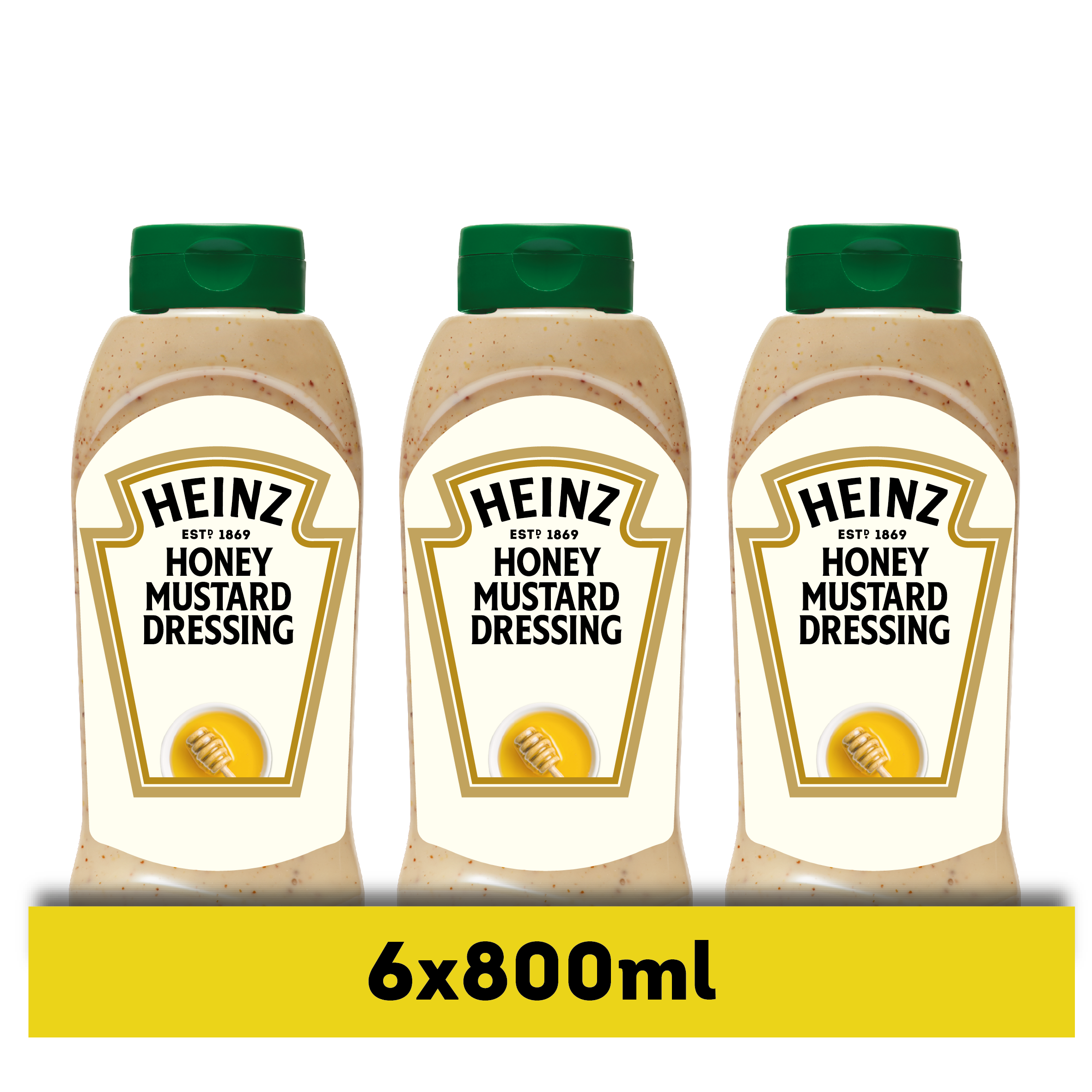 Heinz honey mustard800ml
