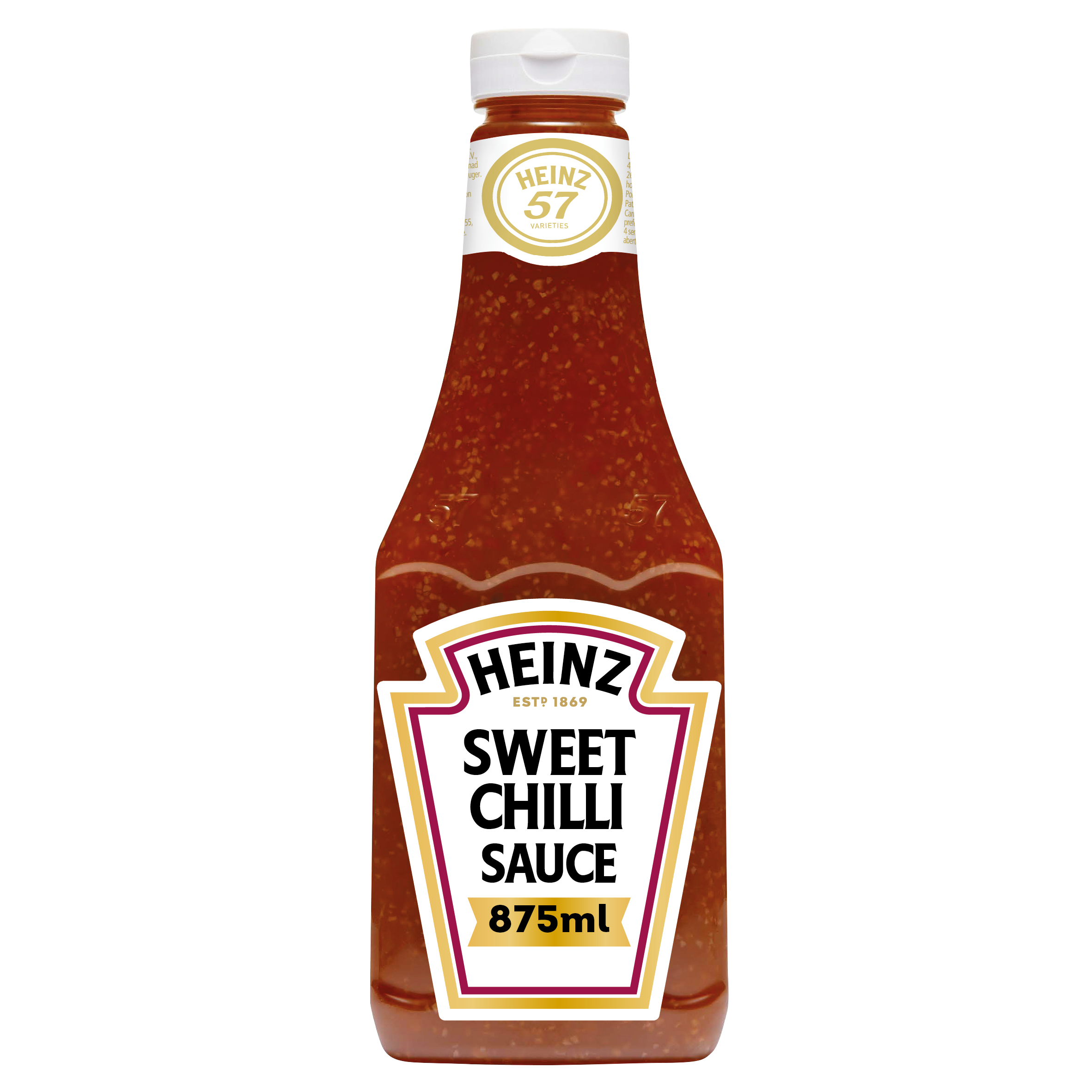 Heinz Sweet Chilli 875ml Bottom Up