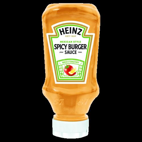 Spicy Burger Sauce