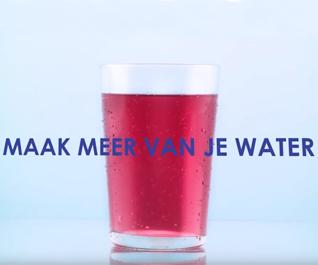 maak meer van je water video