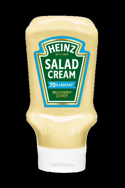 Salad Cream 70% Less Fat