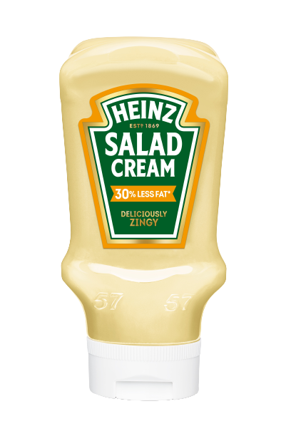 Salad Cream 30% Less Fat