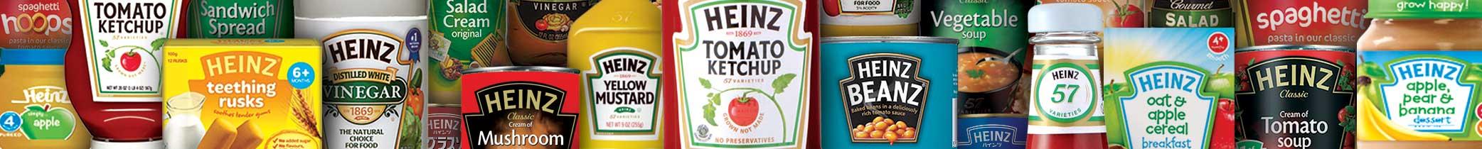 Heinz Banner Image