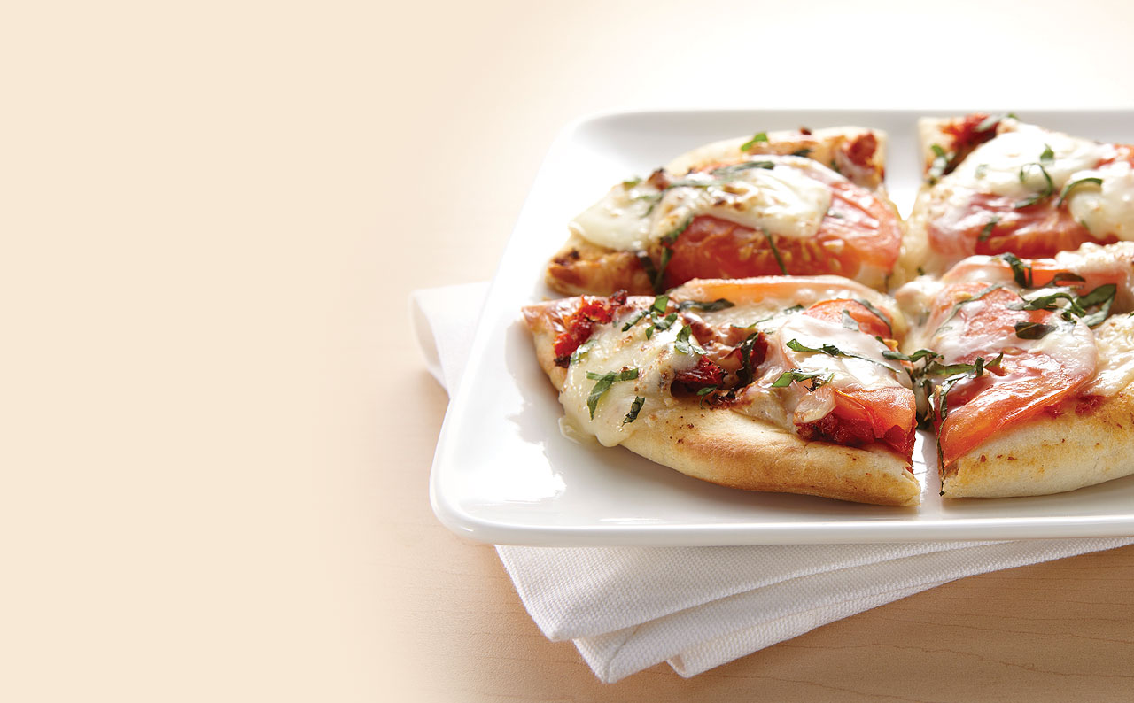 Double-Tomato Flatbread