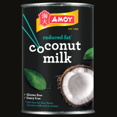 Reduced Fat Coconut Milk image