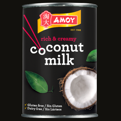 Rich & Creamy Coconut Milk