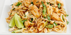 Chicken Pad Thai image