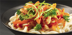 Chicken Teriyaki & Sesame Stir Fry image