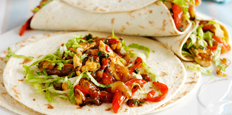 Chow Mein Wraps image