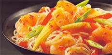 Prawn Sweet Thai Chilli