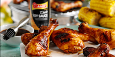 Soy, Honey and Mustard BBQ Glaze