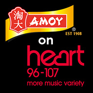 Amoy on Heart FM