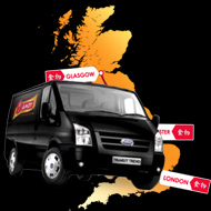 The Amoy Food Van UK Tour