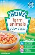 嬰兒農場動物意粉