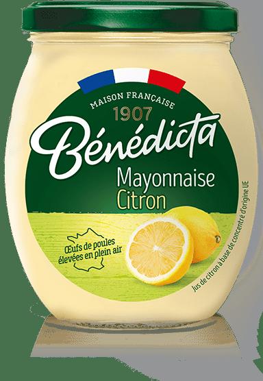 Mayonnaise Citron