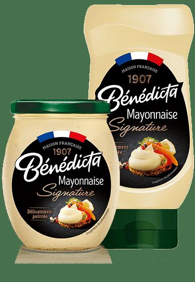 Mayonnaise Signature