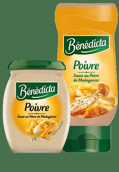 Sauce Poivre