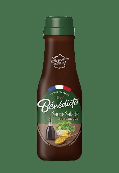 Sauce Salade Balsamique