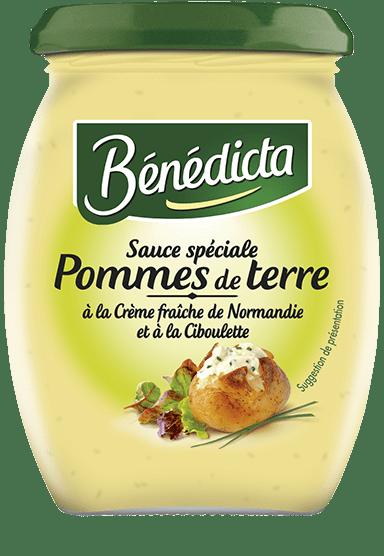 Sauce spéciale Pommes de terre