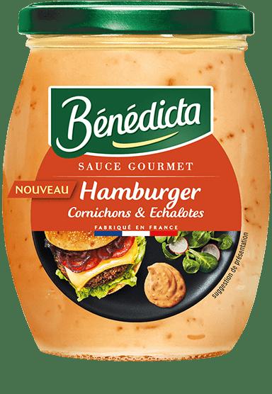 Sauce Gourmet Hamburger