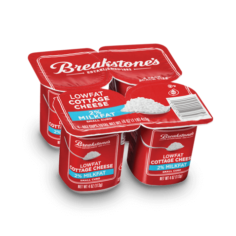 Cottage Cheese Snack Pack - 2% - 4 x 4 oz.