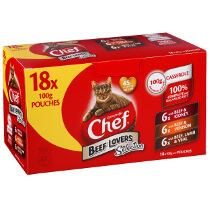 Beef Lovers Selection 18 Pack image