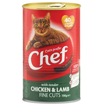 Chicken and Lamb Fine Cuts image