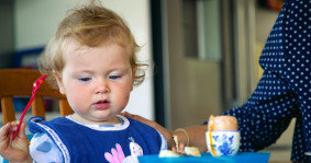 Changing appetites: how much should your toddler eat