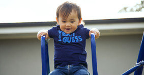 Getting to the fun stuff: your toddler at play